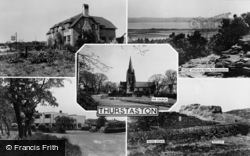 Thurstaston, Composite c.1955