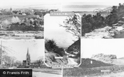 Thurstaston, Composite c.1960