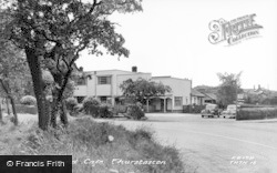 Thurstaston, Heatherland Cafe c.1955