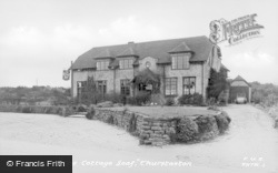 Thurstaston, The Cottage Loaf c.1955