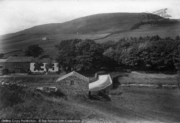 Photo of Thwaite, Bridge And Cotter Fell 1911
