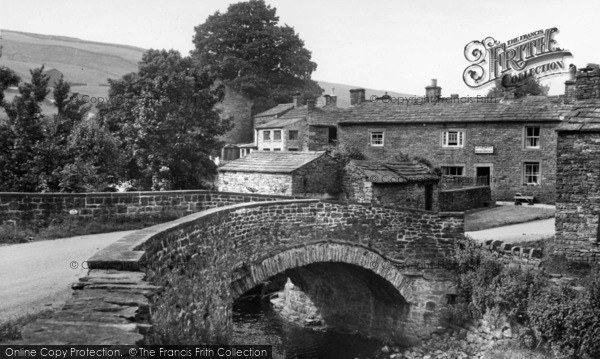 Photo of Thwaite, Bridge c.1955