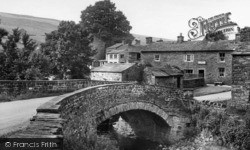 Thwaite, Bridge c.1955