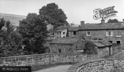 Thwaite, The Beck c.1955