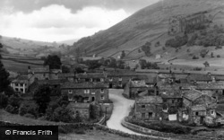 Thwaite, The Village c.1955