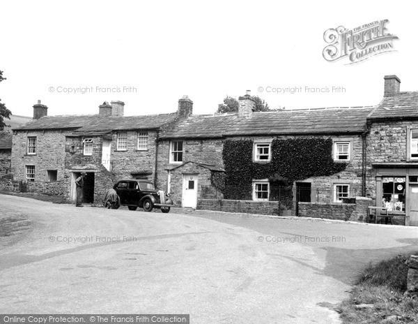 Photo of Thwaite, The Village c.1955