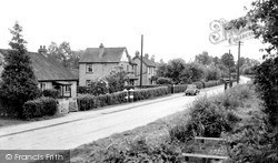 Main Road c.1960, Tibberton