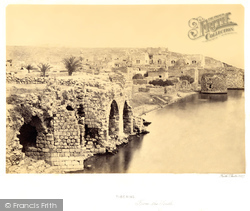 Tiberias, From The South 1857