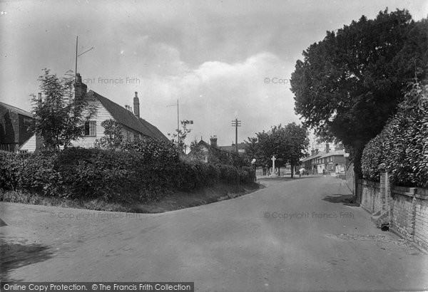 Photo of Ticehurst, 1925