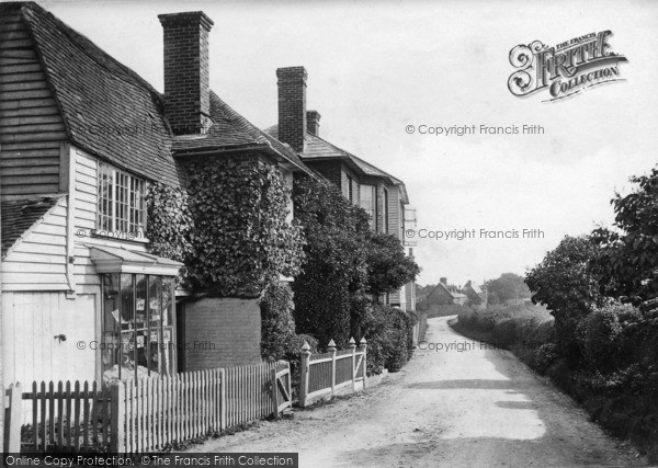 Photo of Ticehurst, Church Lane 1907