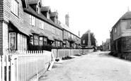 Ticehurst, Church Street 1903