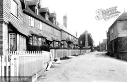 Ticehurst, Church Street 1903