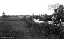 Ticehurst, From East 1903