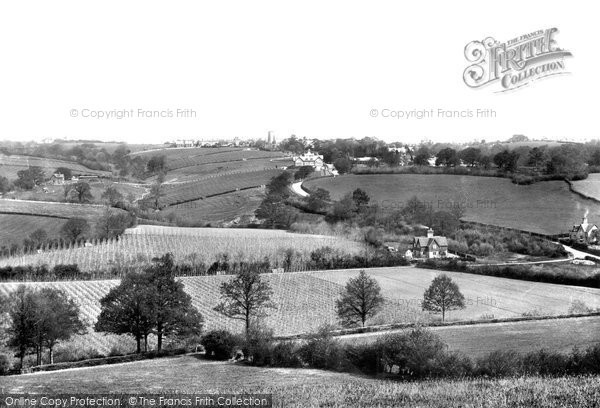 Photo of Ticehurst, from Myskyns 1903