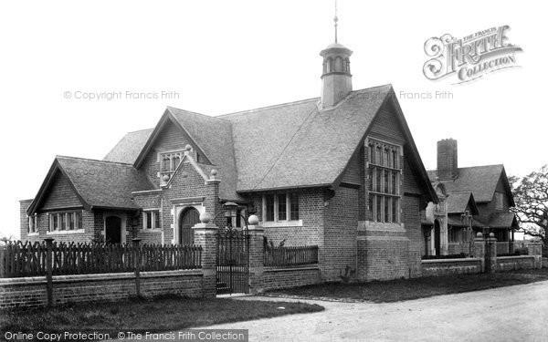 Photo of Ticehurst, Institute 1903