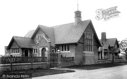 Ticehurst, Institute 1903