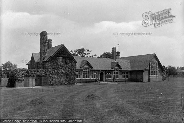 Photo of Ticehurst, Institute 1925