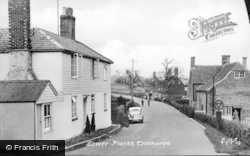 Ticehurst, Lower Platts c.1955