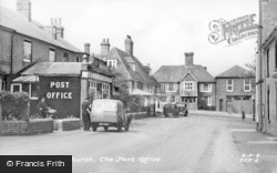 Ticehurst, Post Office c.1950