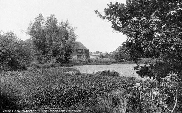 Photo of Ticehurst, Singehurst 1925