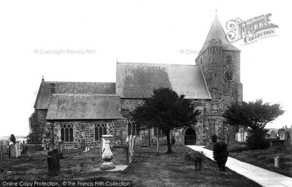 Ticehurst, Church 1903