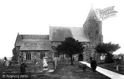 Ticehurst, St Mary's Church 1903
