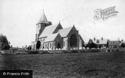 Ticehurst, St Mary's Church 1907