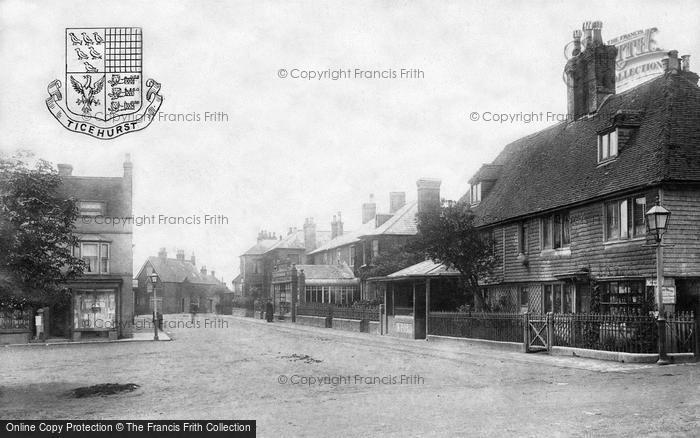 Photo of Ticehurst, The Square 1903