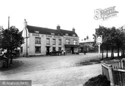 Ticehurst, The Square 1903