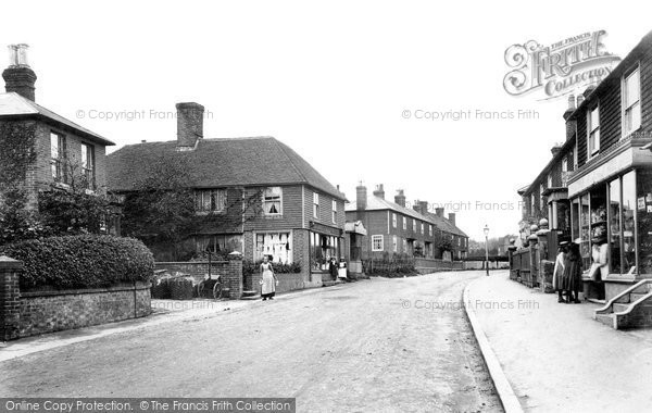 Photo of Ticehurst, the Square 1903