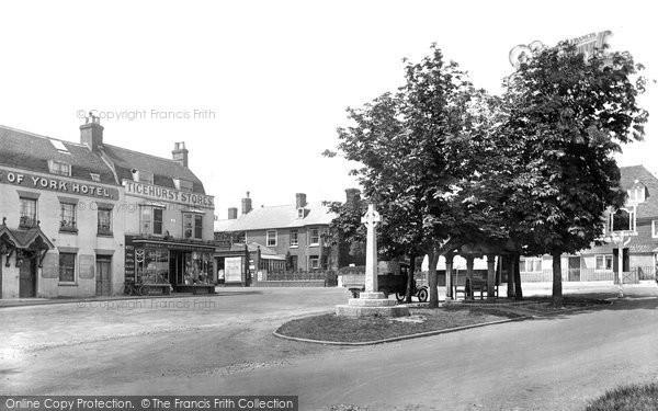 Photo of Ticehurst, The Square 1925