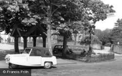 Ticehurst, The Square c.1960