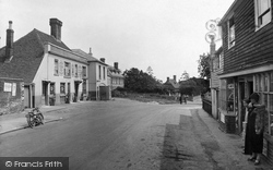 Ticehurst, The Village 1925