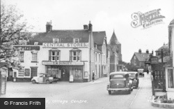 Ticehurst, The Village c.1950