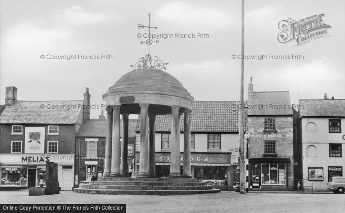 Tickhill, Buttercross c.1960