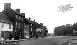 Market Place c.1955, Tickhill