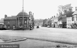 Market Place c.1960, Tickhill