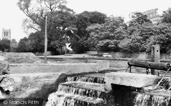 Mill Dam c.1960, Tickhill