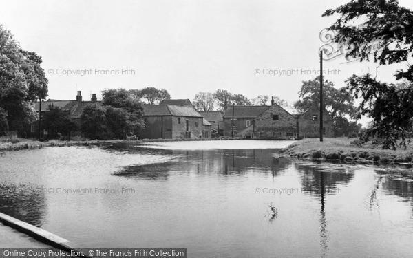 Photo of Tickhill, Mill Dam c.1960