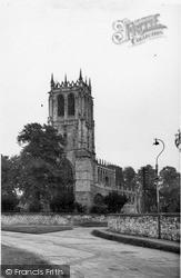 St Mary's Church c.1960, Tickhill