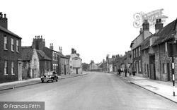 Sunderland Street c.1960, Tickhill