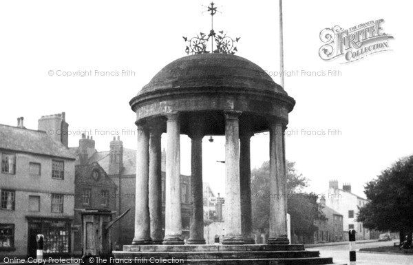 Photo of Tickhill, The Cross c.1960