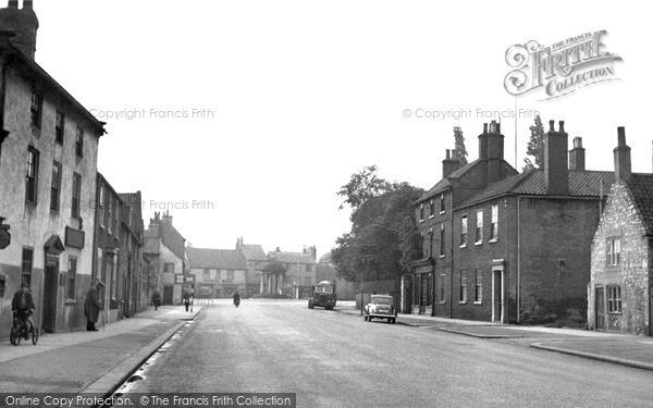 Photo of Tickhill, The Village c.1960