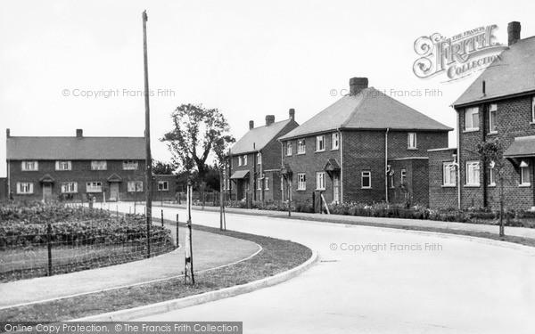 Photo of Tickton, Grange Crescent c.1955