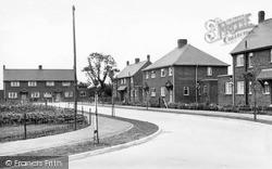 Tickton, Grange Crescent c.1955