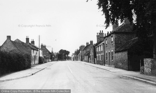 Photo of Tickton, Main Road c.1955