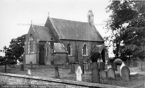 Photo of Tickton, The Church c.1955