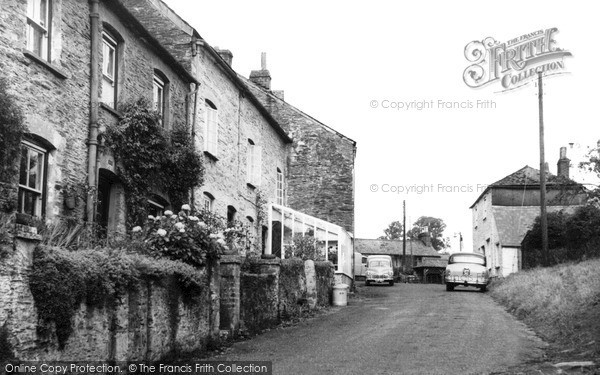 Photo of Tideford, Bridge Road c.1960