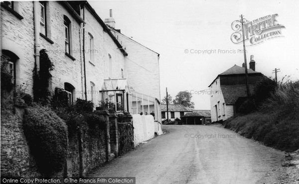 Photo of Tideford, Bridge Road c.1960