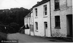 Tideford, Bridge Road c.1960